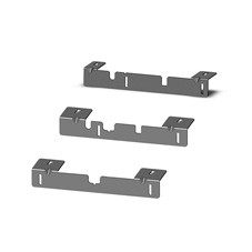 double door Mounting Plate